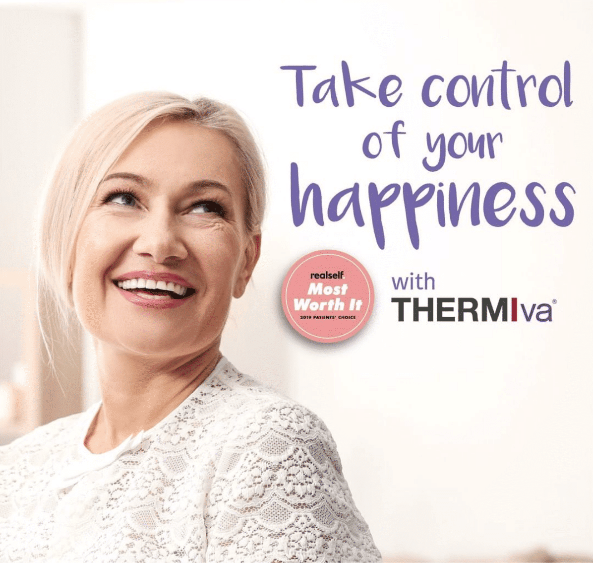 Take control of your happiness